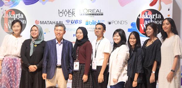 Yaoung Creator Indonesian Fashion Institute diharapkan dapat bekerja secara mandiri pada tahun 2019 serta dapat mempengaruhi yang kuat sebagai model sukses pada kontribusi proyek sosial