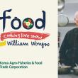 aT Center Jakarta Promosikan Agri-Food Korea Bersama Koki Terkenal Indonesia, William Wongso