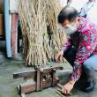 BAPPENAS Bahas Strategi Pengembangan UMKM Dengan Pengrajin Bambu