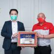JNE Boyong Penghargaan Top Brand Award 2020 kategori Courier Service ke-7 kalinya
