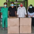 Tenaga Kesehatan Pahlawan Saat Pandemi Corona