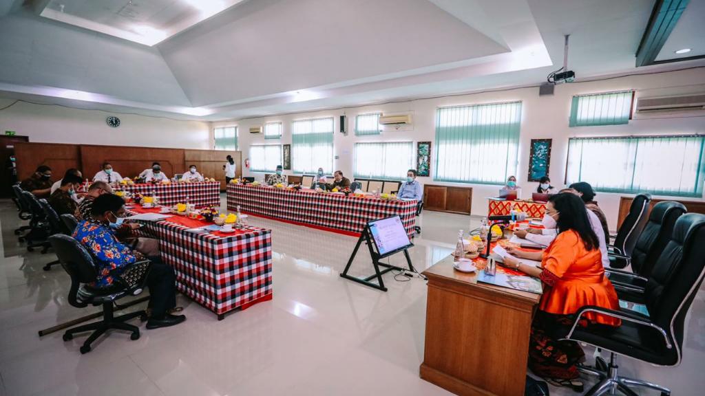 Kunker Komite IV DPD RI dengan BPKP Bali, Implementasi Pengawasan BPKP