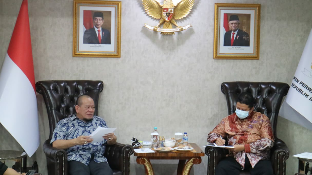 Banyak Temuan di Daerah, Rapat dengan DKPP