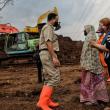 Inspeksi Pengerukan Waduk Pondok Ranggon