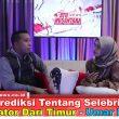 """Prediksi Tentang Selebritis – Umar Kudus """"Firasator Dari Timur"""""""