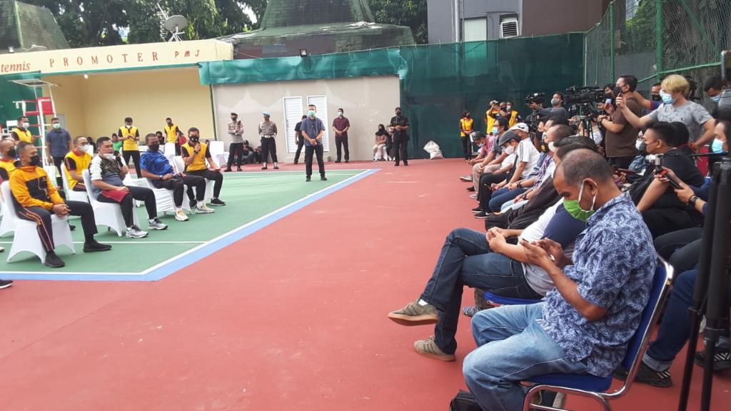 Kapolda Metro Jaya Irjen Pol.Fadil Imran: Negara Ini Butuh Keteraturan Sosial, Butuh Ketertiban Sosial