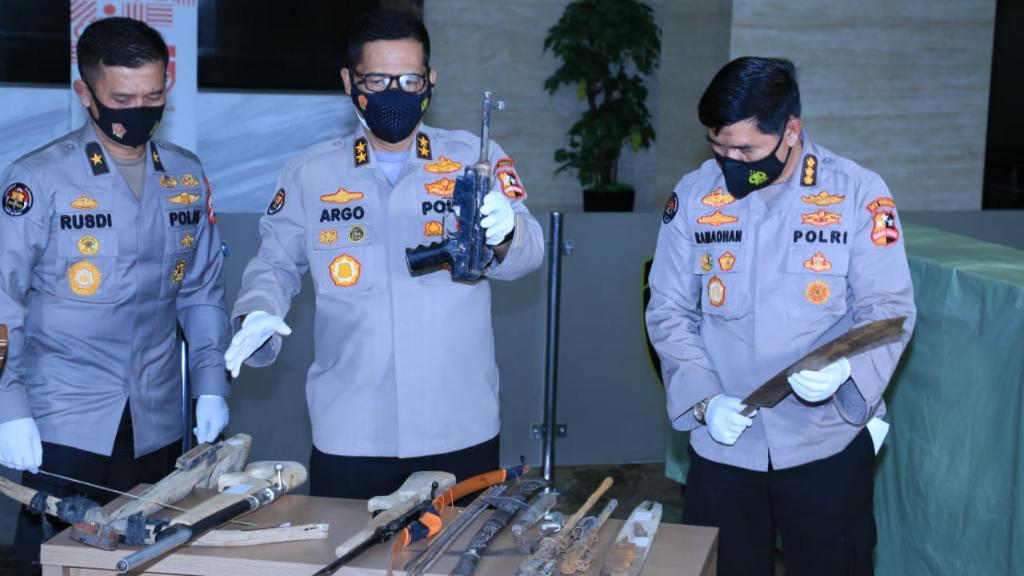 Bungker Persembunyian Teroris Taufik Bulaga alias Upik Lawanga Berhasil Ditemukan