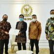 DPR RI Menerima Surat Presiden untuk Calon Kapolri Baru