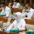 Di Hadapan Komisi IX DPR, Menaker Ida Jelaskan Substansi RPP Jaminan Kehilangan Pekerjaan