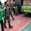 Tiga Kapal TNI AD di Berangkatkan Kirim Bantuan Kemanusiaan ke Kalsel dan Sulbar
