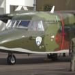 Pesawat Multiguna Generasi Baru Cassa NC 212 Tiba di Lanud Abdulrachman Saleh Malang