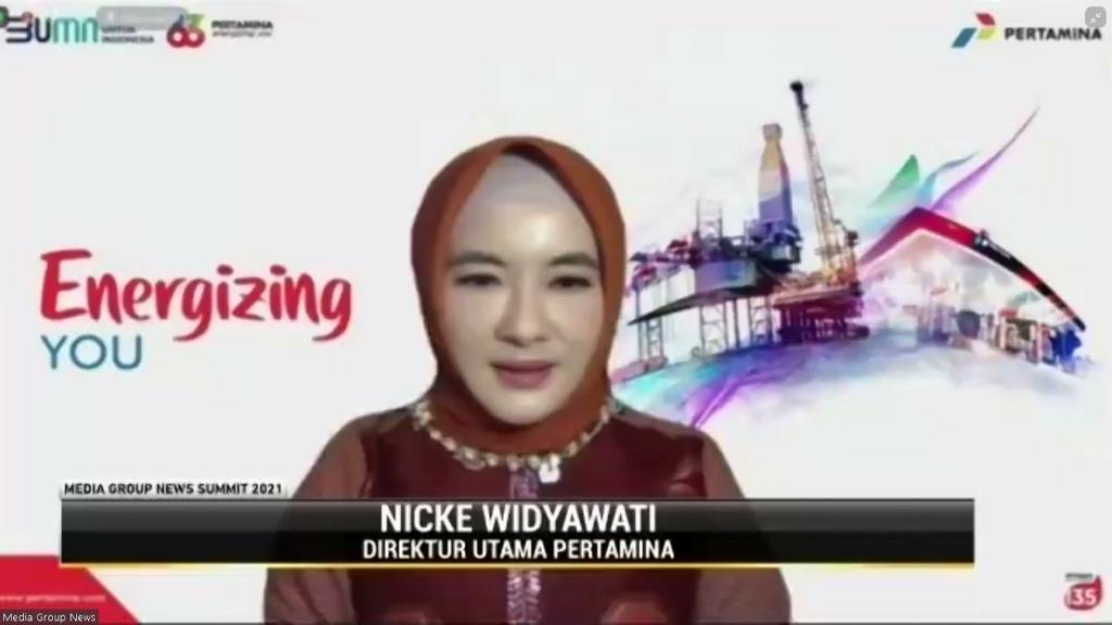Sustainable energy green and Clen, Menteri KLHK Siti Nurbaya