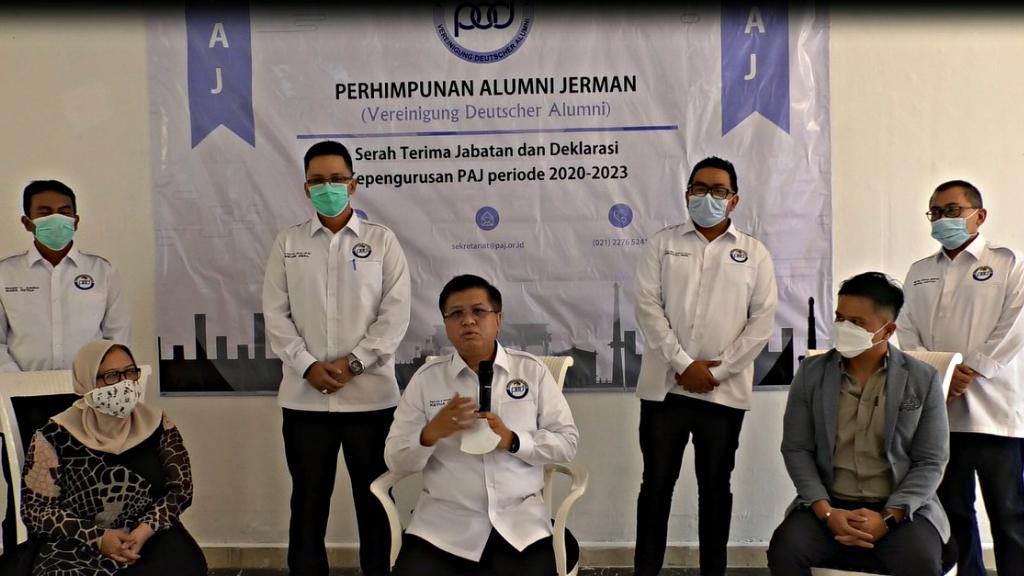 Sinergi Alumni Jerman Untuk Indonesia Maju