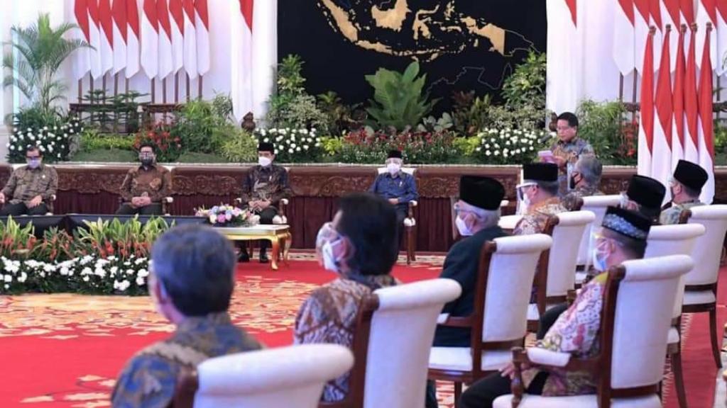 Presiden Jokowi Resmikan Berdirinya Bank Syariah Indonesia