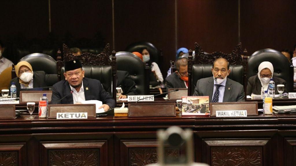 Alat Kelengkapan DPD RI Laporkan Hasil Pengawasan Pelaksanaan Undang-Undang