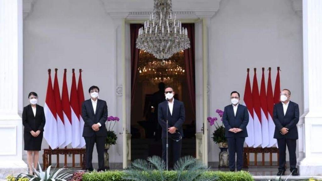 Inilah Dewan Pengawas dan Dewan Direktur Indonesia Investment Authority