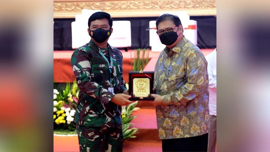 Apresiasi Dukungan TNI Tangani Pandemi Pulihkan Ekonomi