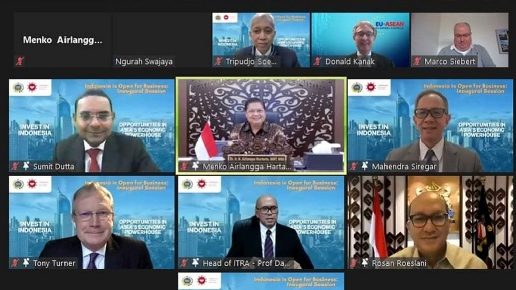 Yakinkan Pengusaha Berbisnis dan Berinvestasi di Indonesia