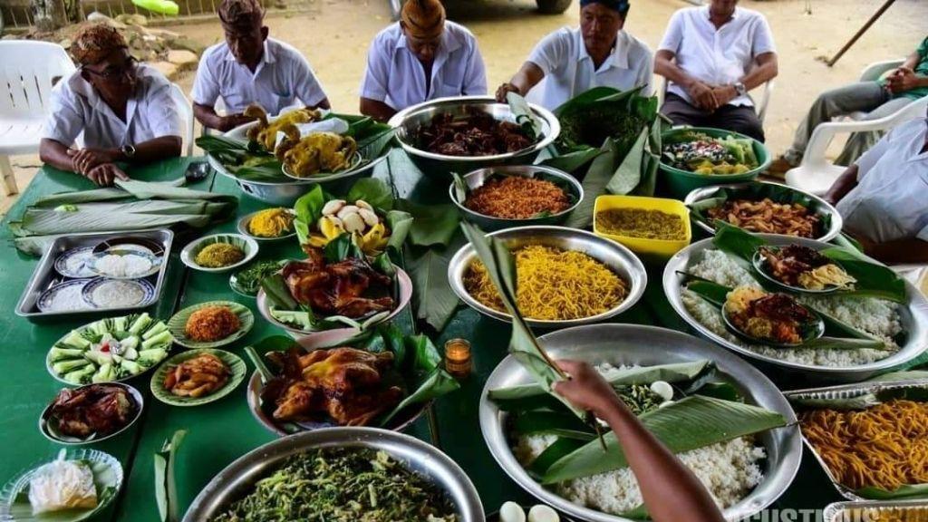 Gelar Upacara Slametan Jawa Ning Suriname