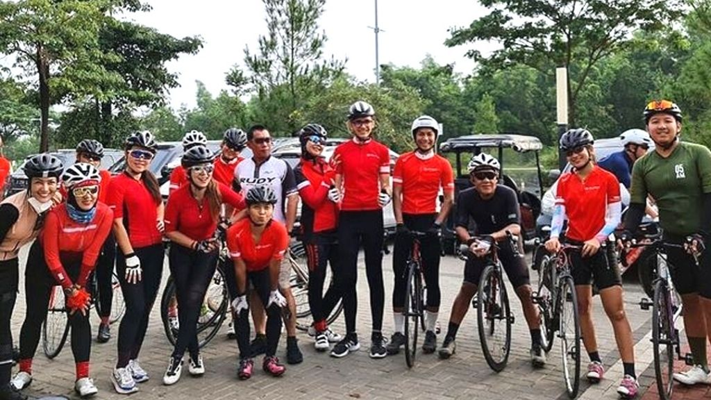 Rudy Project Equality bersama Rudy Project Indonesia