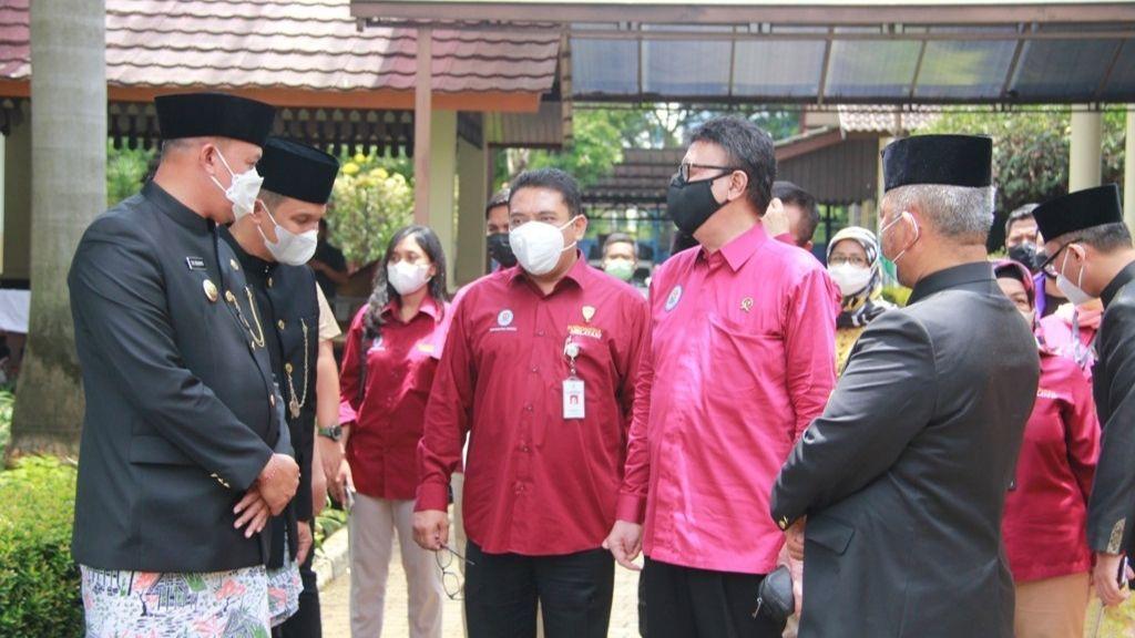 MenPAN RB RI Resmikan Mal Pelayanan Publik Kota Bekasi