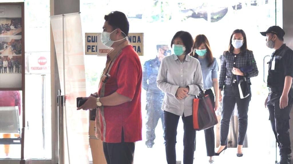 Vaksin Bagi Anggota DPD dan Karyawan