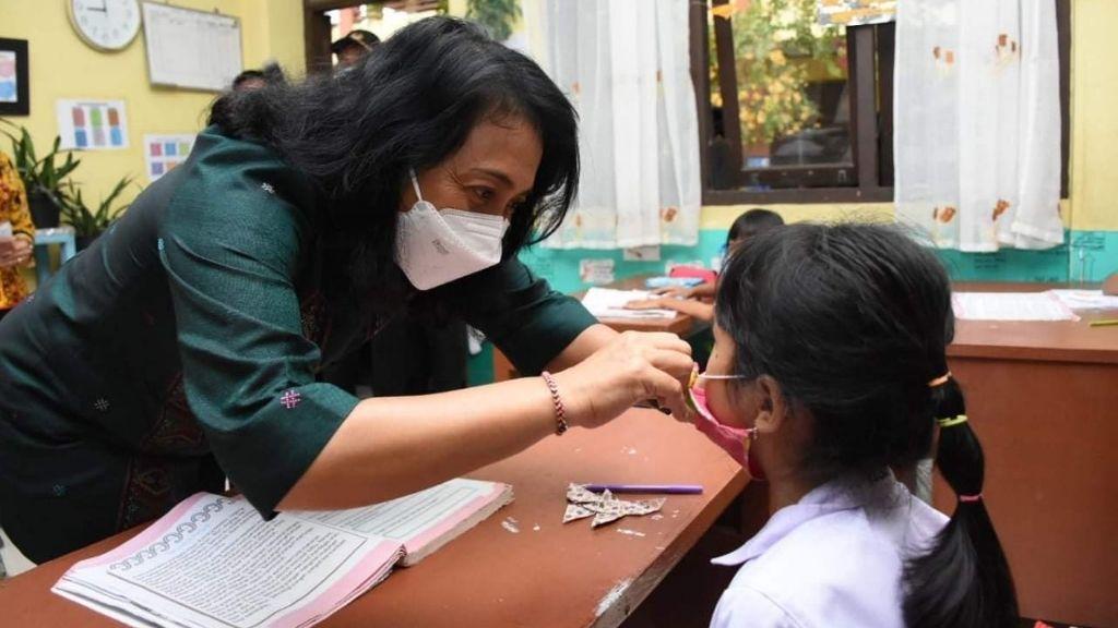 Pembelajaran Tatap Muka di Zona Hijau, Tetap Imbau Disiplin 3M dan 5 Siap