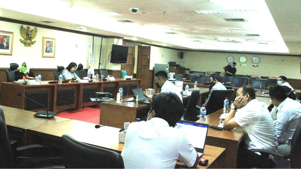 PPUU DPD RI dan Menkominfo : Bahas UU Pelayanan Publik