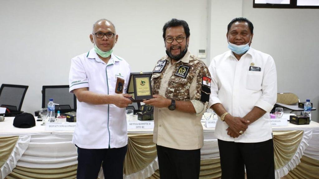 Lakukan Pengawasan UU Migas di Sumatera Utara