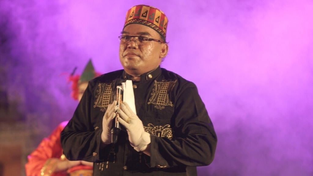 The Light of Aceh in Bali 2021