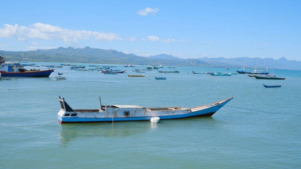Pasca Badai Seroja, Pantau Kondisi Taman Nasional Perairan Laut Sawu