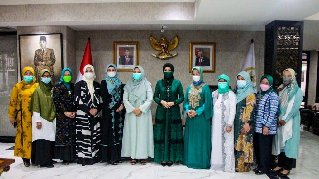 Peringati Hari Kartini, DWP Setjen DPD RI Gelar Buka Puasa Bersama