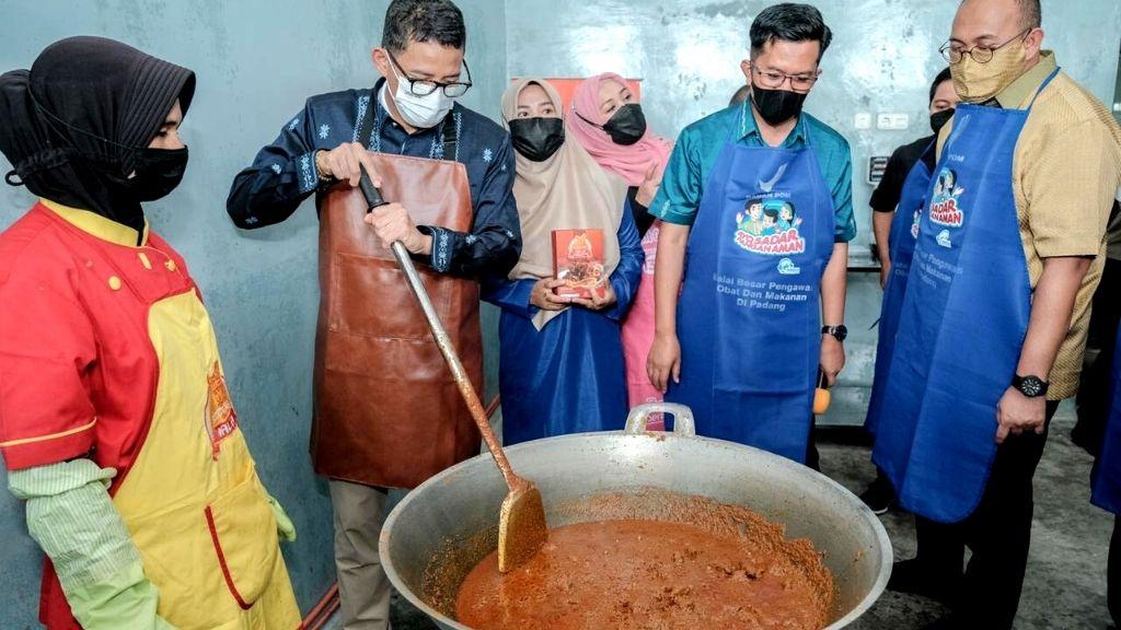 Rendang Jadi Andalan Program Indonesia Spice Up The World