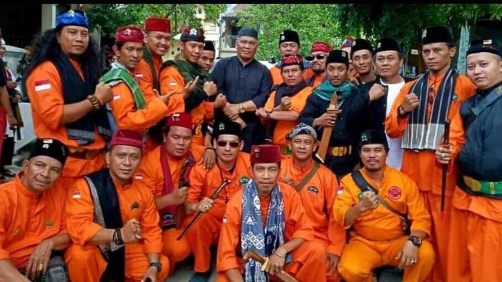 Masyarakat Kota Bekasi Bersinergi Amankan Wilayah Dari Gangster