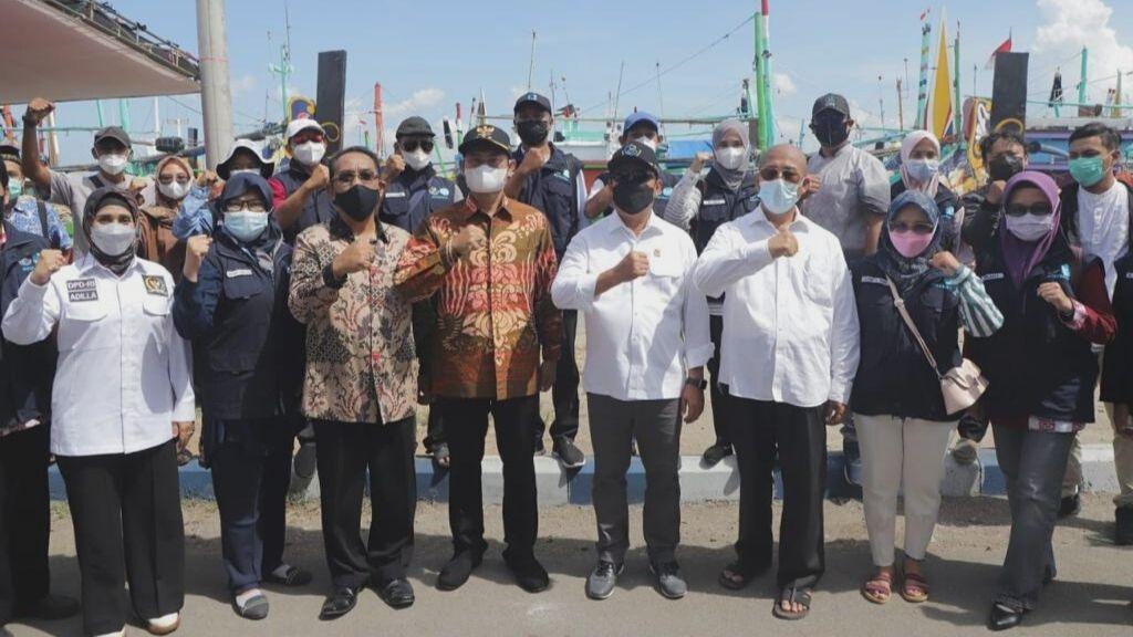 Adilla Azis Dukung KKP Lakukan Transformasi Pelabuhan Perikanan