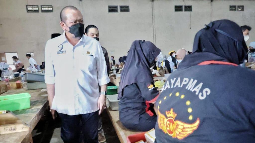 CV Sayap Mas Nusantara Peduli Prokes dan Mampu Mempertahankan Produksinya
